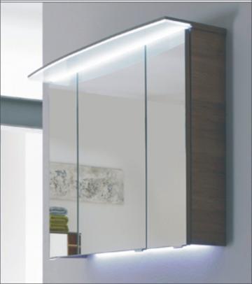 Pelipal Solitaire 7005 Spiegelschrank B 80 cm | LED Lichtkranz