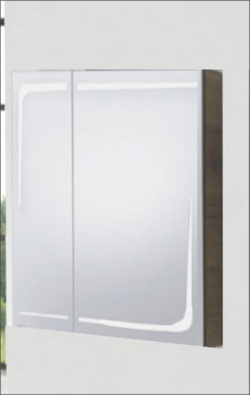 Pelipal Solitaire 7005 Spiegelschrank C 80 cm | LED Türbeleuchtung