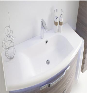 Pelipal Solitaire 7005 85 cm | Waschtisch Weiß