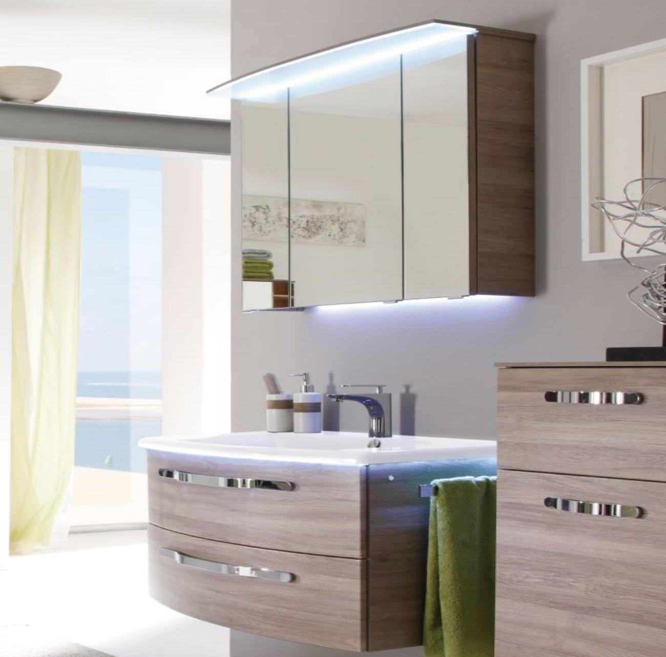 pelipal soltaire 7005 badm bel set 124 cm. Black Bedroom Furniture Sets. Home Design Ideas
