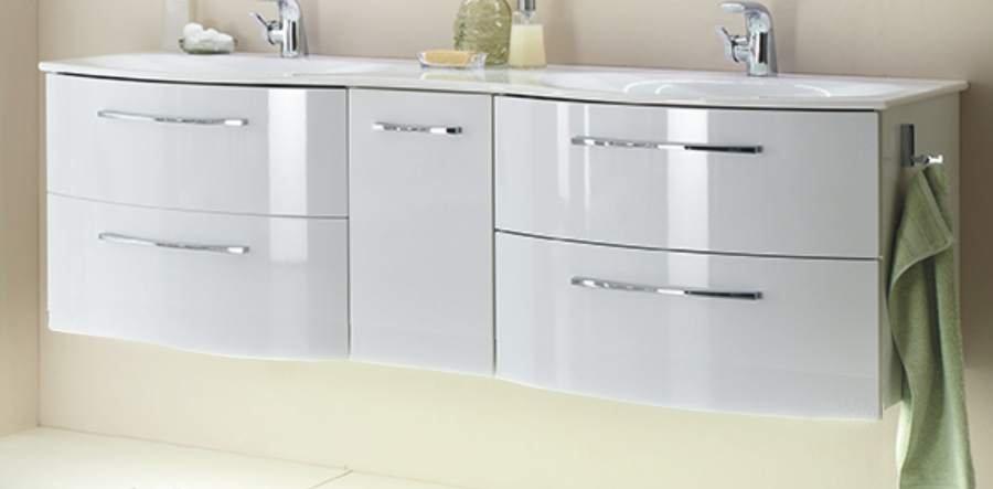 Pelipal Solitaire 7025 Waschtischunterschrank C   4 Auszüge   ohne LED 173 cm