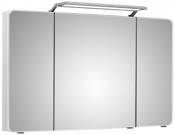 Pelipal Solitaire 7025 Spiegelschrank A 122 cm + 3 Türen