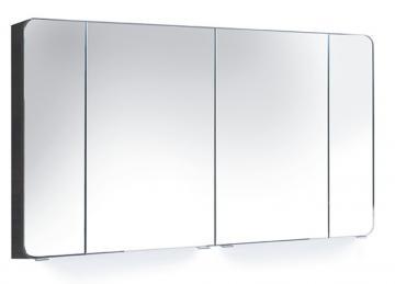 Pelipal Solitaire 7025 Spiegelschrank A 132 cm + 4 Türen