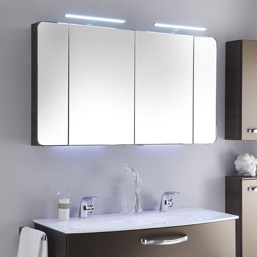 pelipal solitaire 7025 spiegelschrank a stahlgrau arcom. Black Bedroom Furniture Sets. Home Design Ideas