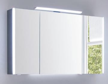 Pelipal Solitaire 7025 Spiegelschrank D 122 cm + 3 Türen