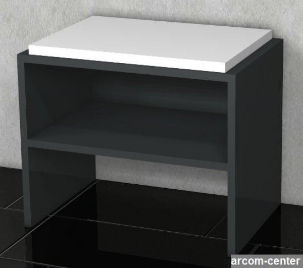 solitaire 7005 sitzbank badschrank g nstig. Black Bedroom Furniture Sets. Home Design Ideas