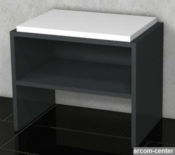 Pelipal Solitaire Badmöbel Sitzbank 60 cm