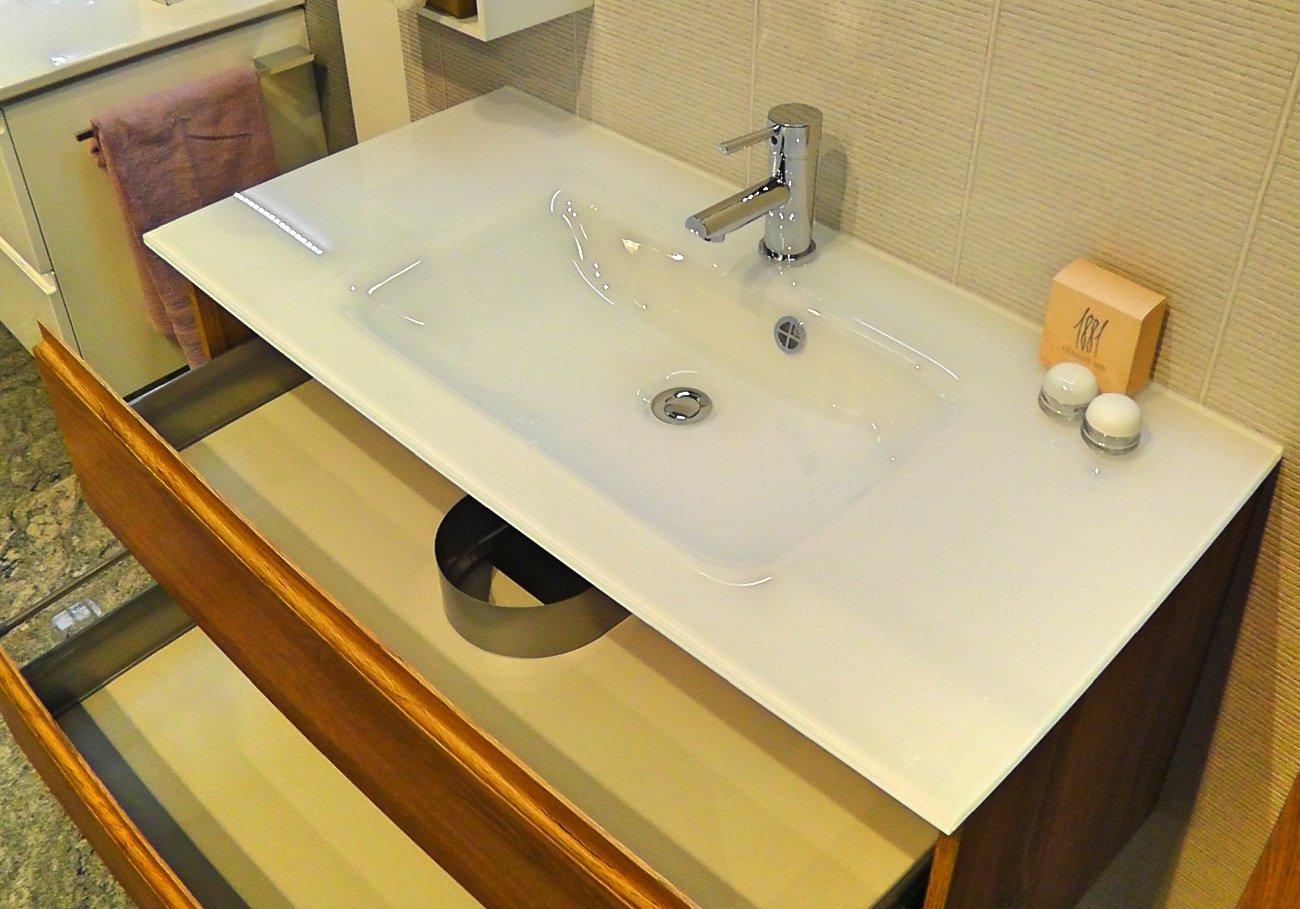 puris ace waschtisch mit unterschrank 120. Black Bedroom Furniture Sets. Home Design Ideas