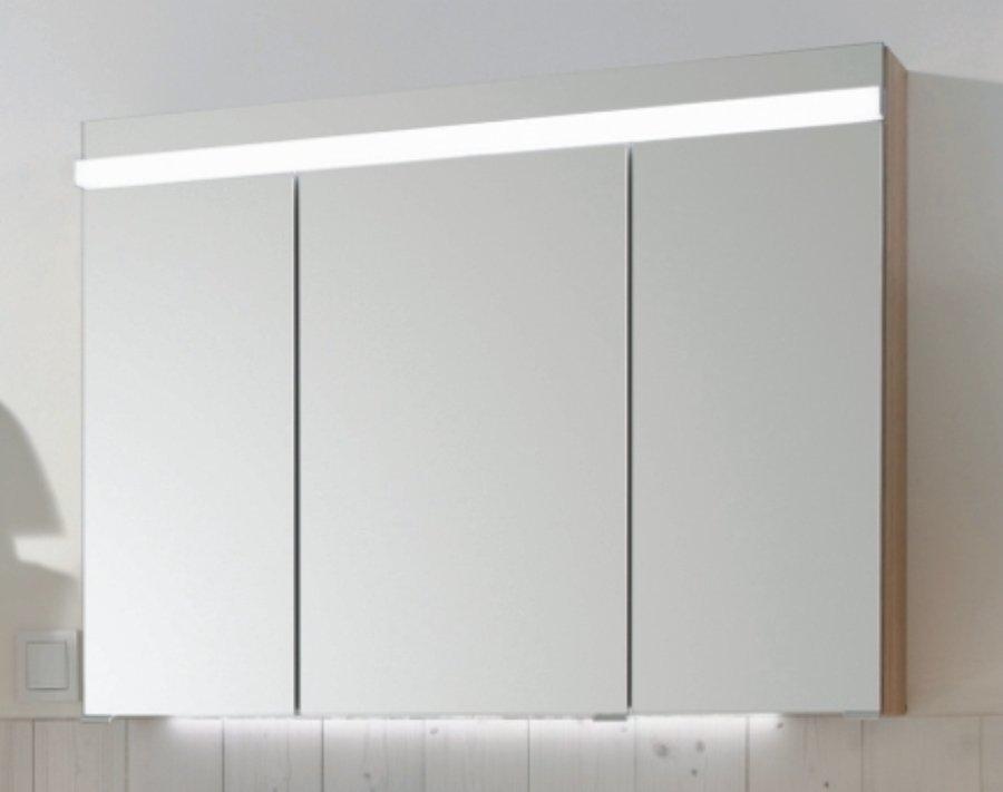 puris ace spiegelschrank 100 cm badm bel. Black Bedroom Furniture Sets. Home Design Ideas