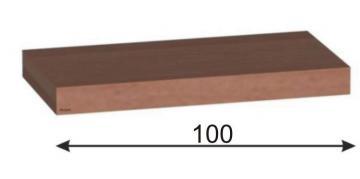 Puris Ace Steckboard 100 cm