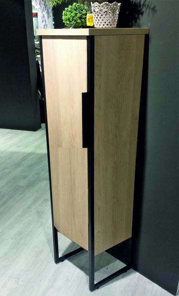 Puris Aspekt Mittelschrank Breite 40 cm | 1 Tür