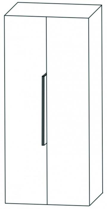 Puris Aspekt Mittelschrank Breite 60 cm | 2 Tür