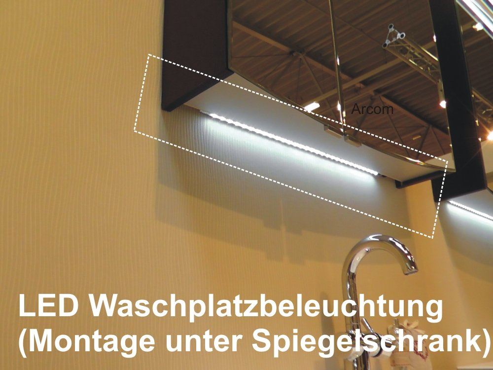 Puris Classic Line Badmöbel Set A 70 cm