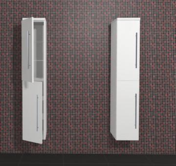 Puris Classic Line Hochschrank 30 cm | Tiefenvariabel
