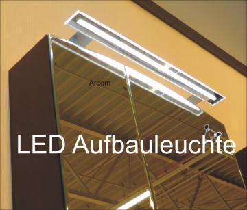 Puris Classic Line LED Aufbauleuchte 60 cm