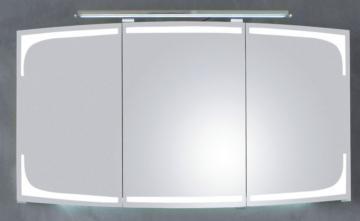 Puris Classic Line Spiegelschrank 120 cm Variante H