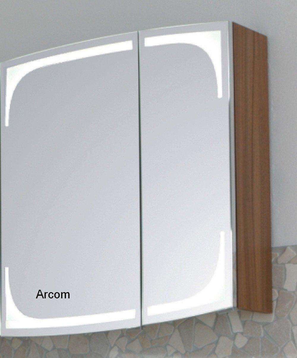 classic line spiegelschrank 70 cm variante b arcom center. Black Bedroom Furniture Sets. Home Design Ideas