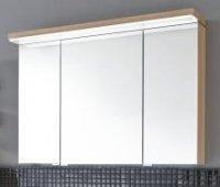 Puris Cool Line 90 cm | Spiegelschrank | Serie B | LED-Flächenleuchte