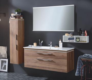 Puris Cool Line Set O   120 cm + Spiegel