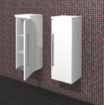 Puris Cool Line Highboard   30 cm + Maßvariabel