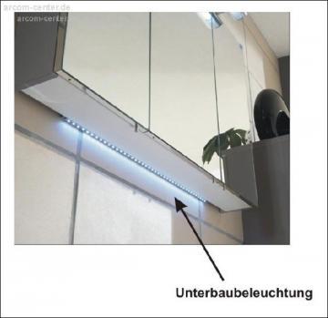 Puris Cool Line LED Waschtischbeleuchtung E | 116 cm