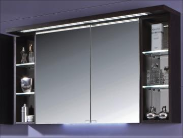 Puris Crescendo 2D-Spiegelschrank LED 120 cm