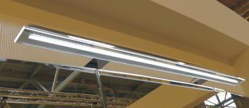 Puris Crescendo LED Aufbauleuchte 90 cm
