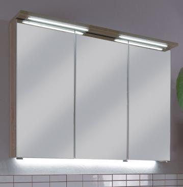 Puris Fresh Badmöbel Spiegelschrank B 70 cm