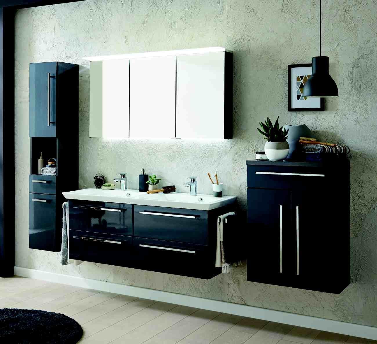 puris kao line badm bel doppelwaschtisch arcom center. Black Bedroom Furniture Sets. Home Design Ideas