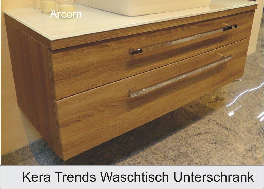 Puris Kera Trends Badmöbel Set D 120 cm