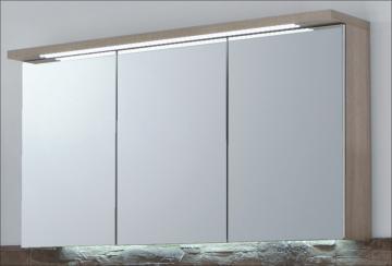 Puris Kera Trends Spiegelschrank B 120 cm | Gesimsboden