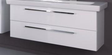 Puris Kera Trends Waschtischunterschrank 120 cm [ Keramag | iCon 1200 + 1 Becken + 1 oder 2 Armaturen ]