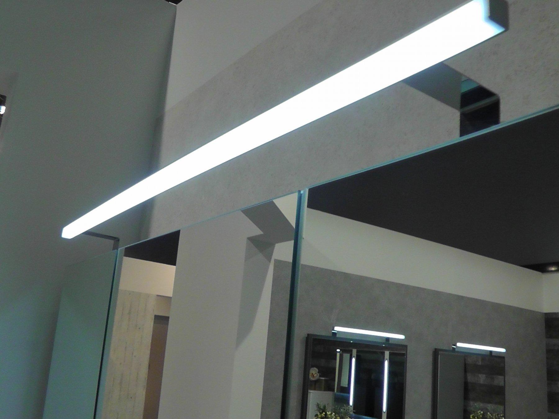 Einzigartig PURIS Line LED Aufbauleuchte 50 cm - Badmöbel - Arcom Center SW13