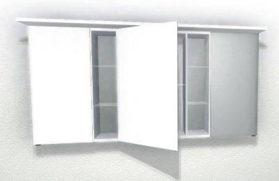 puris linea sps a 130 cm badm bel g nstig. Black Bedroom Furniture Sets. Home Design Ideas