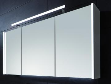 Puris Linea Spiegelschrank B 130 cm