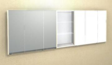 Puris Linea Spiegelschrank B 170 cm
