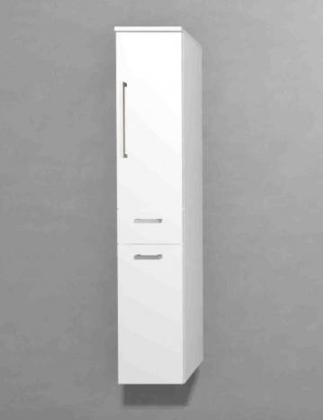 Puris Slim Line Badmöbel Hochschrank 30 cm