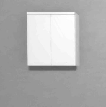 Puris Slim Line Badmöbel Oberschrank 60 cm