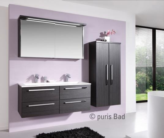 puris star line set w 160 cm badm bel. Black Bedroom Furniture Sets. Home Design Ideas