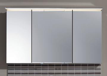 Puris Star Line Spiegelschrank 90 cm | LED Flächenleuchte