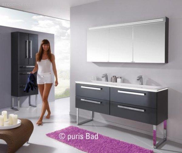 puris star line glaswaschtisch 160 cm. Black Bedroom Furniture Sets. Home Design Ideas