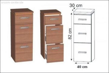 Puris Swing Highboard 40 cm