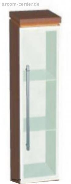 Puris Swing Mittelschrank Alu 30 cm Tiefenvariabel