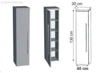 Puris Swing Mittelschrank + Innenschubkästen 40 cm