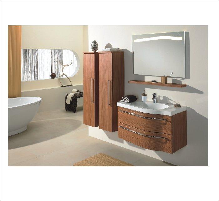 puris swing oberschrank badschrank wei arcom center. Black Bedroom Furniture Sets. Home Design Ideas