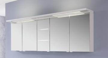 Puris Swing Spiegelschrank 180 cm Serie A