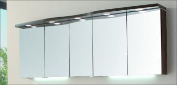 Puris Swing Spiegelschrank 180 cm Serie B