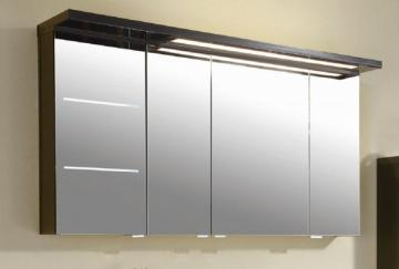 Puris Swing Spiegelschrank links 120 cm Serie A