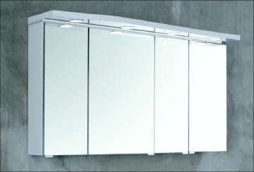 Puris Swing Spiegelschrank rechts 120 cm Serie B