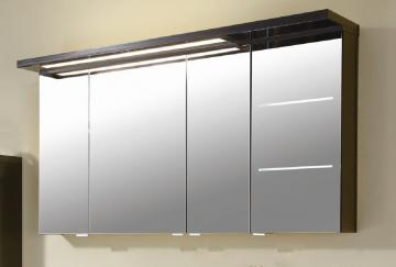 Puris Swing Spiegelschrank rechts 120 cm Serie A